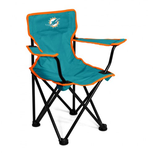 Miami Dolphins Toddler Folding Chair