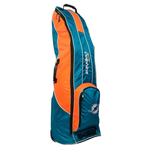 Miami Dolphins Travel Golf Bag