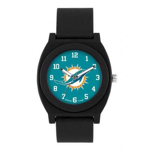 Miami Dolphins Unisex Fan Black Watch