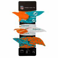 Miami Dolphins Wired Hair Tie