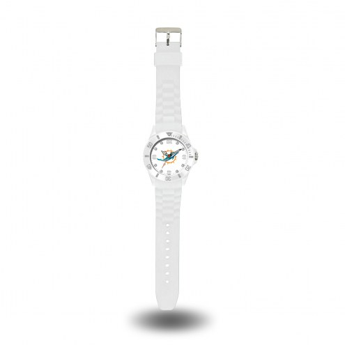 Miami Dolphins Women's Cloud Watch