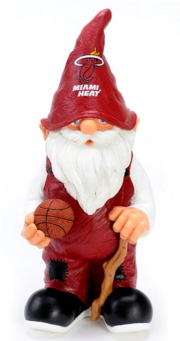 "Miami Heat 11"" Garden Gnome"