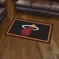 Miami Heat 3' x 5' Area Rug