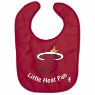 Miami Heat All Pro Little Fan Baby Bib