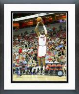 Miami Heat Amare Stoudemire 2015-16 Action Framed Photo