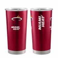 Miami Heat 20 oz. Travel Tumbler