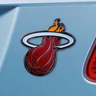 Miami Heat Color Car Emblem