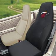 Miami Heat Embroidered Car Seat Cover
