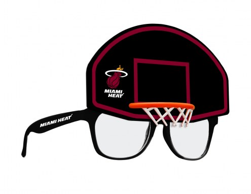 Miami Heat Game Shades Sunglasses