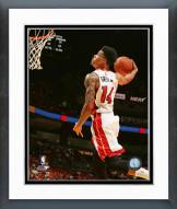 Miami Heat Gerald Green 2015-16 Action Framed Photo