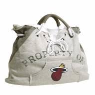Miami Heat Hoodie Tote Bag