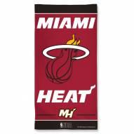 Miami Heat McArthur Beach Towel