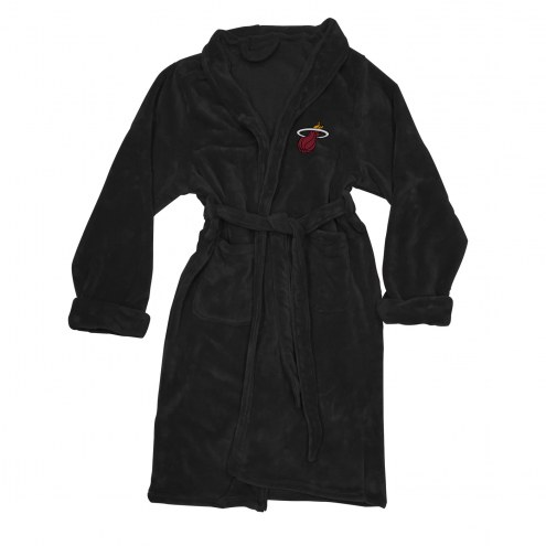 Miami Heat Men's Bathrobe