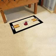 Miami Heat NBA Court Runner Rug