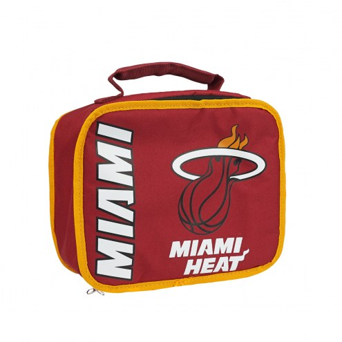 Miami Heat Sacked Lunch Box