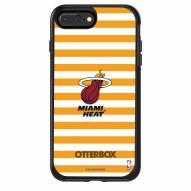 Miami Heat OtterBox iPhone 8/7 Symmetry Stripes Case
