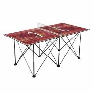 Miami Heat Pop Up 6' Ping Pong Table