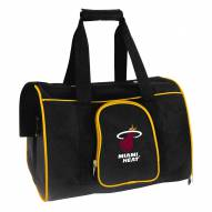 Miami Heat Premium Pet Carrier Bag