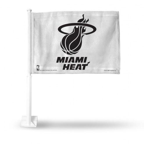 Miami Heat Car Flag