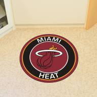 Miami Heat Rounded Mat