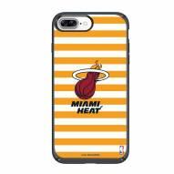 Miami Heat Speck iPhone 8 Plus/7 Plus Presidio Stripes Case
