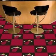 Miami Heat Team Carpet Tiles
