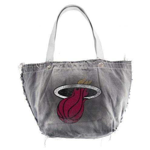 Miami Heat Vintage Tote Bag
