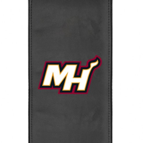 Miami Heat XZipit Furniture Panel with Secondary Logo