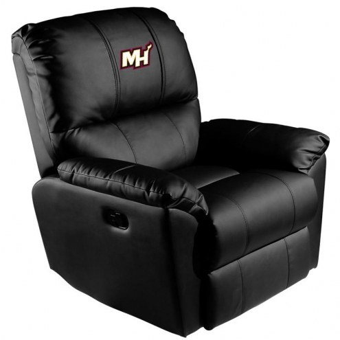 Miami Heat XZipit Rocker Recliner with Secondary Logo