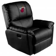Miami Heat XZipit Rocker Recliner