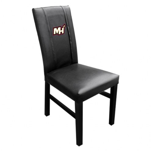 Miami Heat XZipit Side Chair 2000 with Secondary Logo