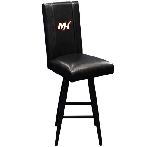 Miami Heat XZipit Swivel Bar Stool 2000 with Secondary Logo