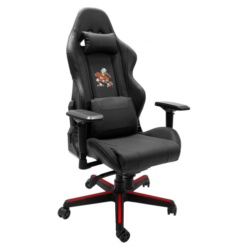 Miami Hurricanes DreamSeat Xpression Gaming Chair