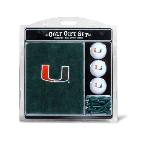 Miami Hurricanes Alumni Golf Gift