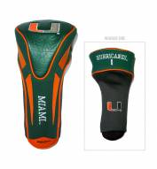 Miami Hurricanes Apex Golf Driver Headcover