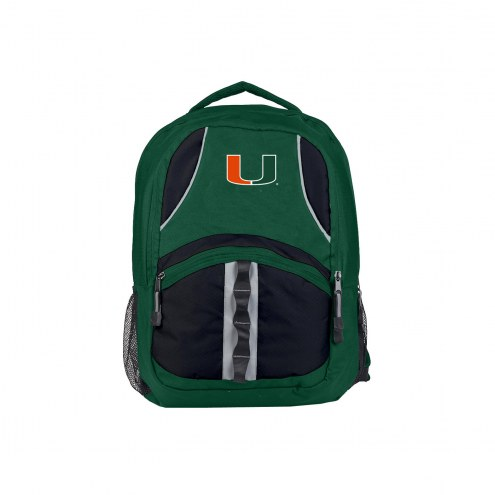 Miami Hurricanes Captain Backpack