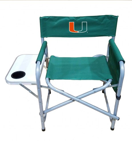 Miami Hurricanes Director's Chair