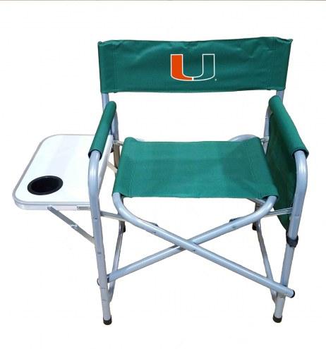 Miami Hurricanes Director's Chair