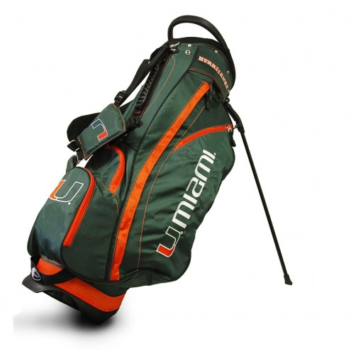 Miami Hurricanes Fairway Golf Carry Bag