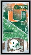 Miami Hurricanes Football Mirror
