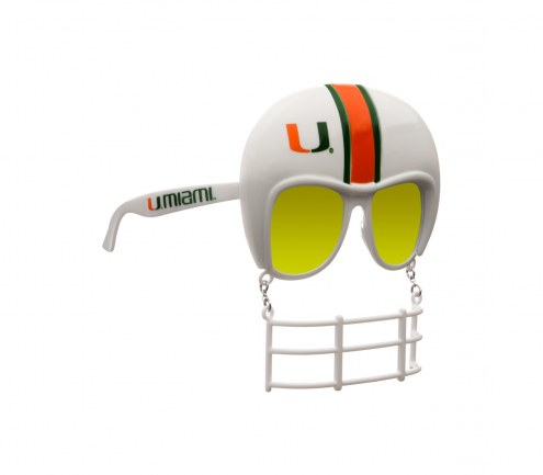 Miami Hurricanes Game Shades Sunglasses