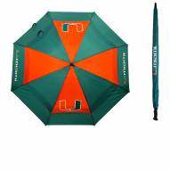 Miami Hurricanes Golf Umbrella