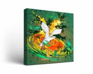 Miami Hurricanes Guy Harvey Canvas Wall Art