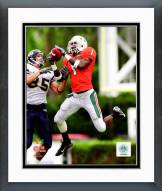 Miami Hurricanes Kenny Phillips 2007 Action Framed Photo