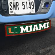 Miami Hurricanes Light Up Hitch Cover