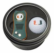 Miami Hurricanes Switchfix Golf Divot Tool & Ball