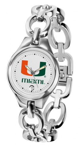 Miami Hurricanes Women's Eclipse Watch