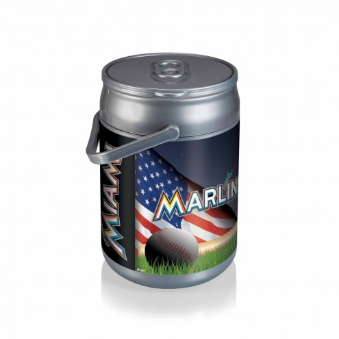 Miami Marlins Can Cooler
