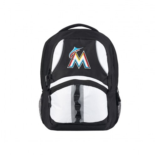 Miami Marlins Captain Backpack