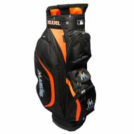 Miami Marlins Clubhouse Golf Cart Bag